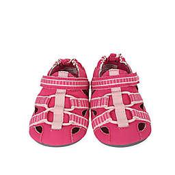 Robeez® Mini Shoez™ Beach Break Shoe in Hot Pink