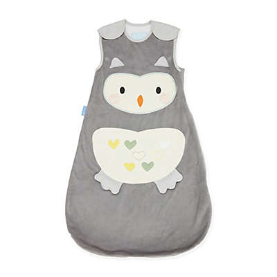 Grobag Ollie the Owl Wearable Blanket in Grey