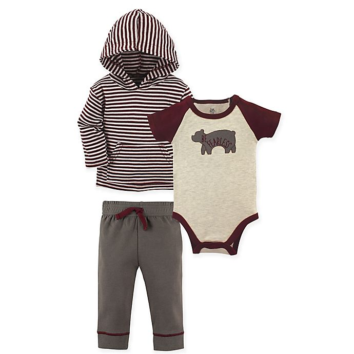 cde1c727e Yoga Sprout Fearless 3-Piece Hoodie
