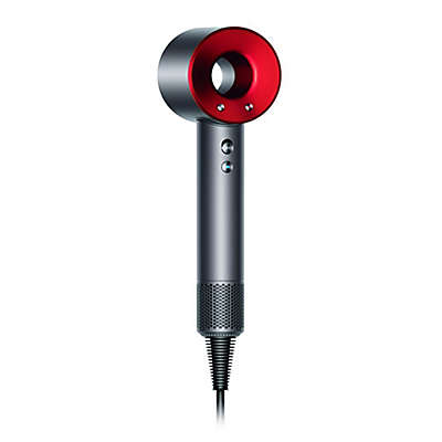 Dyson Limited Edition Supersonic Hair Dryer with Red Case