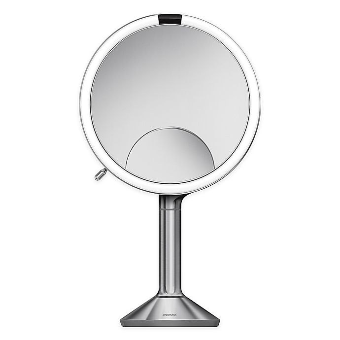 Alternate image 1 for simplehuman® Sensor 8-Inch Sensor Mirror Trio