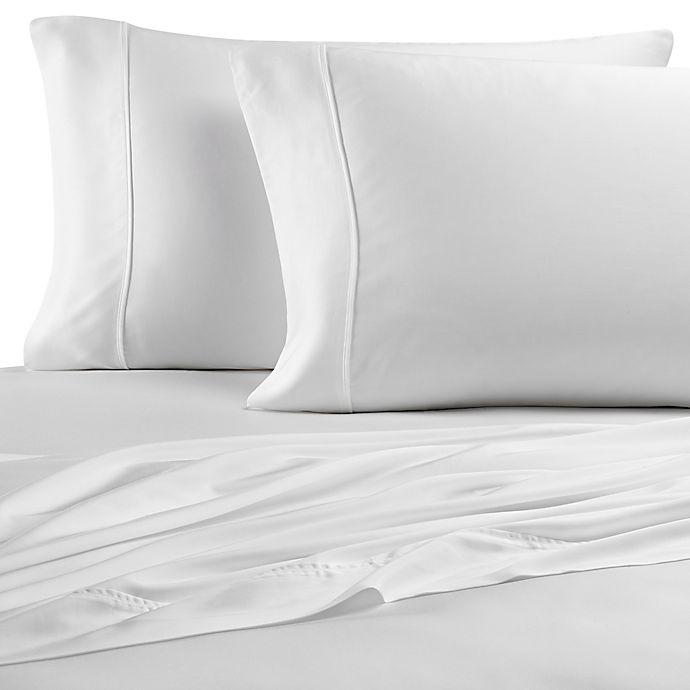 Alternate image 1 for Pure Beech® Renewal Modal/Papolis™ Rayon California King Sheet Set in White