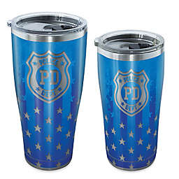Tervis® Police Officer Stainless Steel Tumbler with Lid