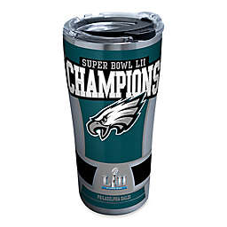 Tervis® NFL Philadelphia Eagles Super Bowl Champs 20 oz. Stainless Steel Tumbler with Lid