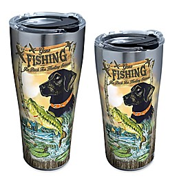 Tervis® Guy Harvey® Gone Fishing Stainless Steel Tumbler with Lid