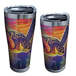 Tervis® Guy Harvey® Neon Turtle Stainless Steel Tumbler with Lid