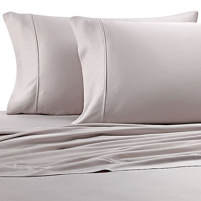 Alternate image 1 for Pure Beech® Renewal Modal/Papolis™ Rayon California King Sheet Set in Silver
