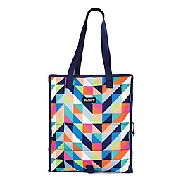 PACKiT® Paradise Breeze Freezable Grocery Tote