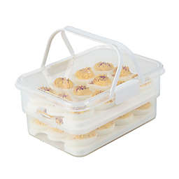 Progressive® SnapLock™ Collapsible Egg Carrier