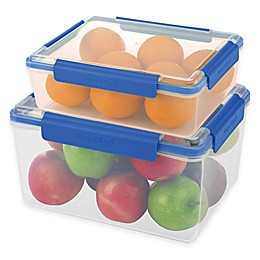 Progressive® SnapLock™ Rectangular Food Container