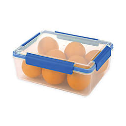 Progressive® SnapLock™ 20-Cup Rectangular Food Container in Blue