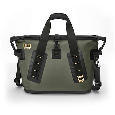 Built NY® Welded Cooler Bag in Olive
