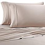 Pure Beech® Renewal Modal/Papolis™ Rayon Queen Sheet Set in Stone