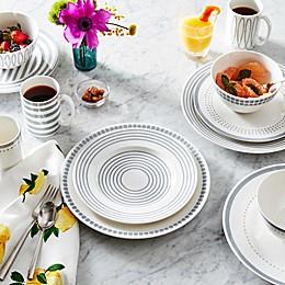kate spade new york Charlotte Street™ Dinnerware Collection in Slate