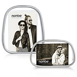 Nambe Bubble Picture Frame