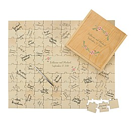 Cathy's Concepts Wedding Guest Puzzle