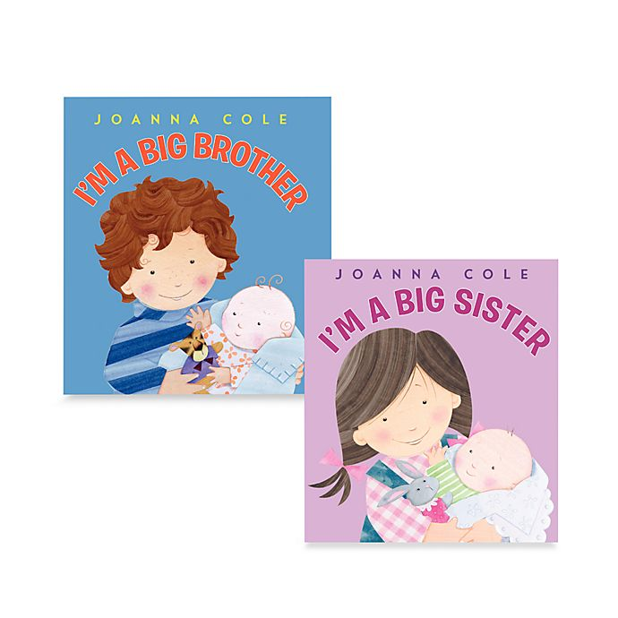 Alternate image 1 for I'm a Big Sibling Books by Joanna Cole
