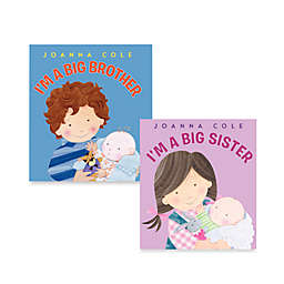 I'm a Big Sibling Books by Joanna Cole