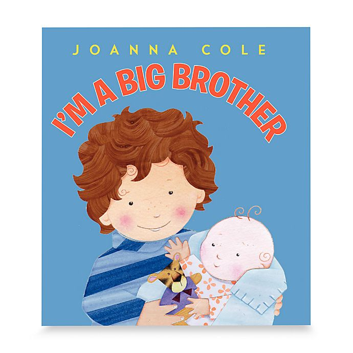 Alternate image 1 for I'm a Big Brother Book by Joanna Cole