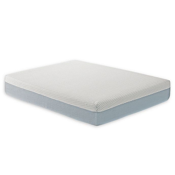 promo code a6433 c5745 E-Rest Stay-Cool 9-Inch Engineered Latex Foam Mattress | Bed ...