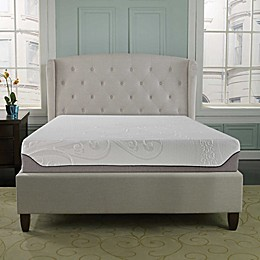 E-Rest 12-Inch Cool AirFlow Gel Memory Foam Mattress with Cool IceFiber Cover