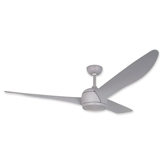 Beacon Lighting Nordic 56 Inch Ceiling Fan Bed Bath And