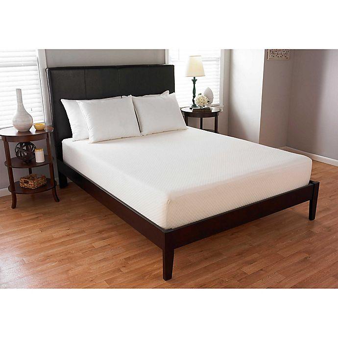 Alternate image 1 for Comfort Tech™ 10-Inch Serene Foam Queen Mattress