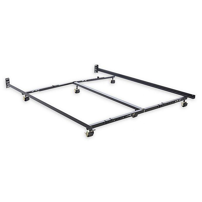 Alternate image 1 for Serta® Low Profile Premium Elite Universal Bed Frame