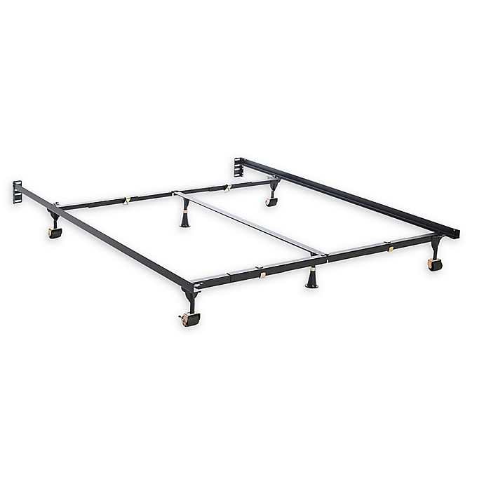 Alternate image 1 for Beautyrest® Premium Clamp-Style Universal Bed Frame