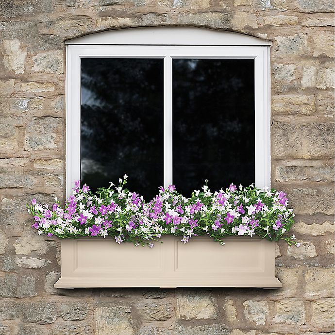 Alternate image 1 for Mayne Fairfield 3-Foot Window Box in Clay