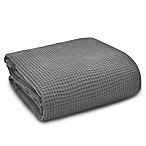 UGG® Solana Washed Cotton Full/Queen Throw Blanket in Dove Grey
