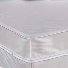 Everfresh Waterproof Bed Protector Set in White