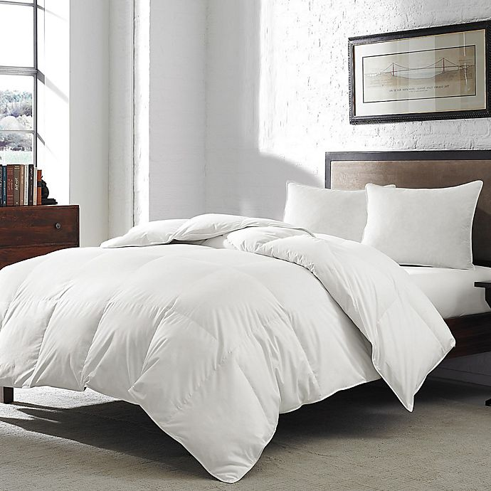 Alternate image 1 for Microfiber Down Alternative Comforter