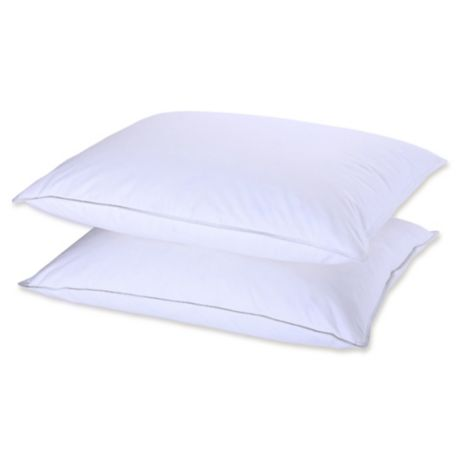 Puredown Down And Feather Pillows Set Of 2 Bed Bath