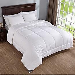 Puredown 400-Thread-Count Down Alternative Year Round Comforter in White