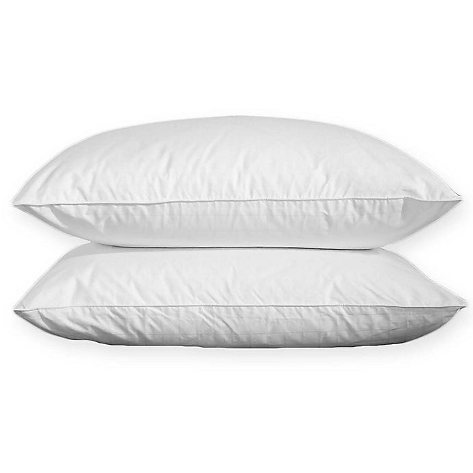 Alternate image 1 for Puredown King Pillow Protectors (Set of 2) in White