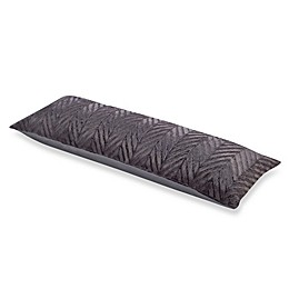 Equip Your Space® Fur Chevron Body Pillow Cover