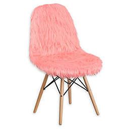 Flash Furniture Shaggy Dog Accent Chair