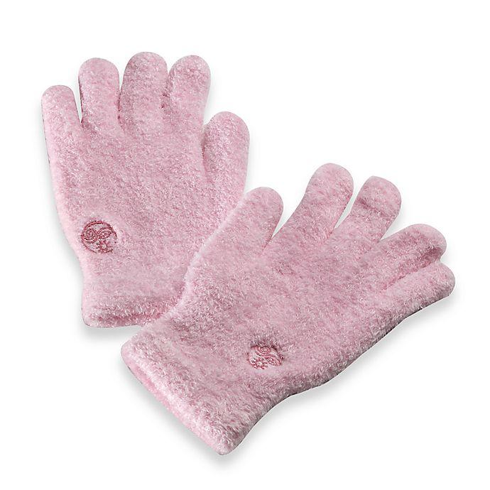 Alternate image 1 for Aloe Moisture Gloves™ in Pink