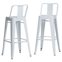 Simpli Home™ Stools (Set of 2)