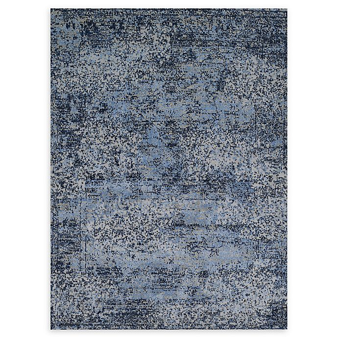 Alternate image 1 for Loloi Rugs Viera 7'7 x 10'6 Power-Loomed Area Rug in Blue/Grey