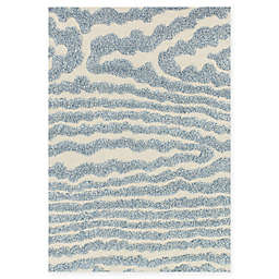 Loloi Rugs Enchant 7'7 x 10'6 Area Rug in Ivory/Light Blue