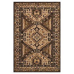 Loloi Rugs Victoria Handcrafted Rug in Walnut/Beige