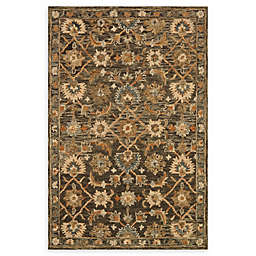 Loloi Rugs Victoria Handcrafted Rug in Dark Taupe/Multi