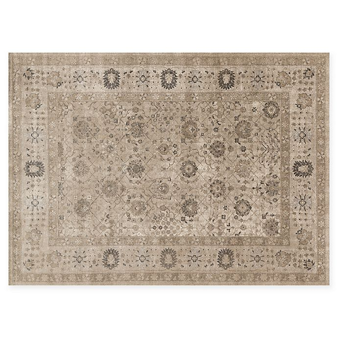 Alternate image 1 for Loloi Rugs Century 3'7 x 5'7 Area Rug in Taupe
