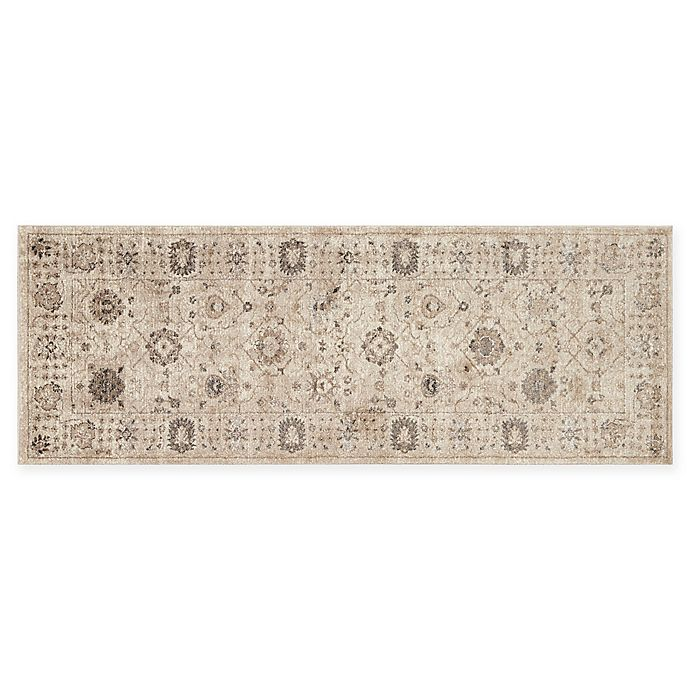 Alternate image 1 for Loloi Rugs Century 2'8 x 7'6 Runner in Taupe