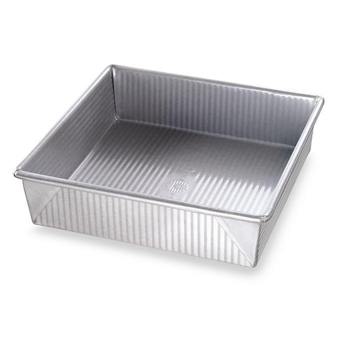 Alternate image 1 for USA Pan Nonstick 9-Inch Square Cake Pan