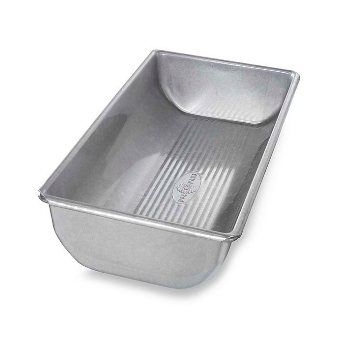 Usa Pan Nonstick Hearth Bread Pan Bed Bath Amp Beyond