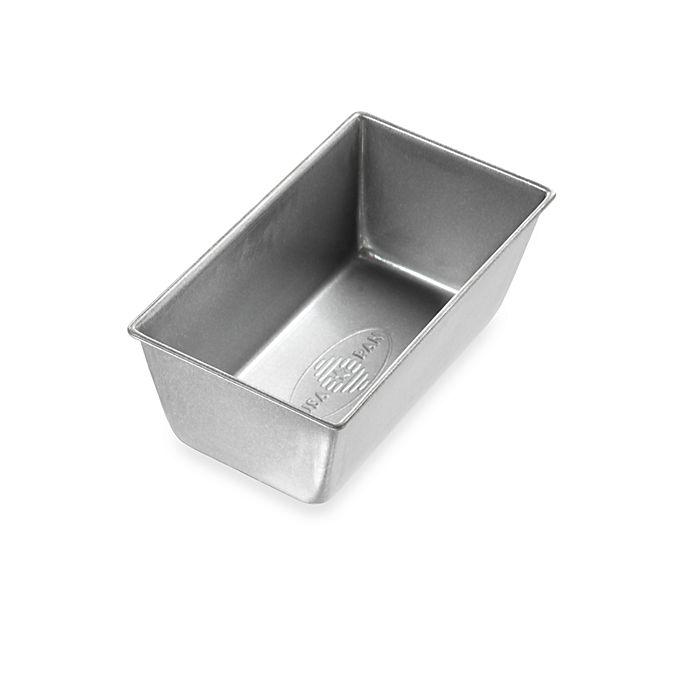 Alternate image 1 for USA Pan Nonstick Mini Loaf Pans (Set of 4)