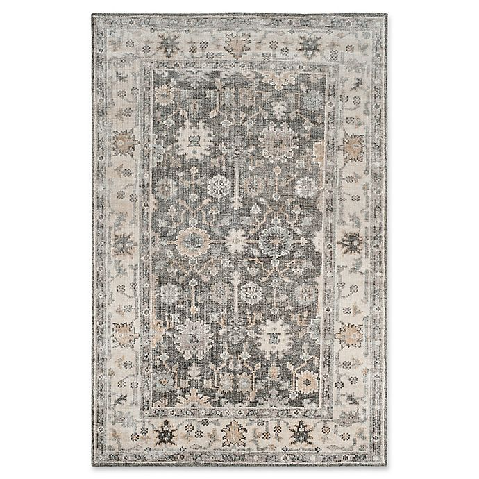 Alternate image 1 for Safavieh Caden Traditional 5' x 8' Area Rug in Charcoal